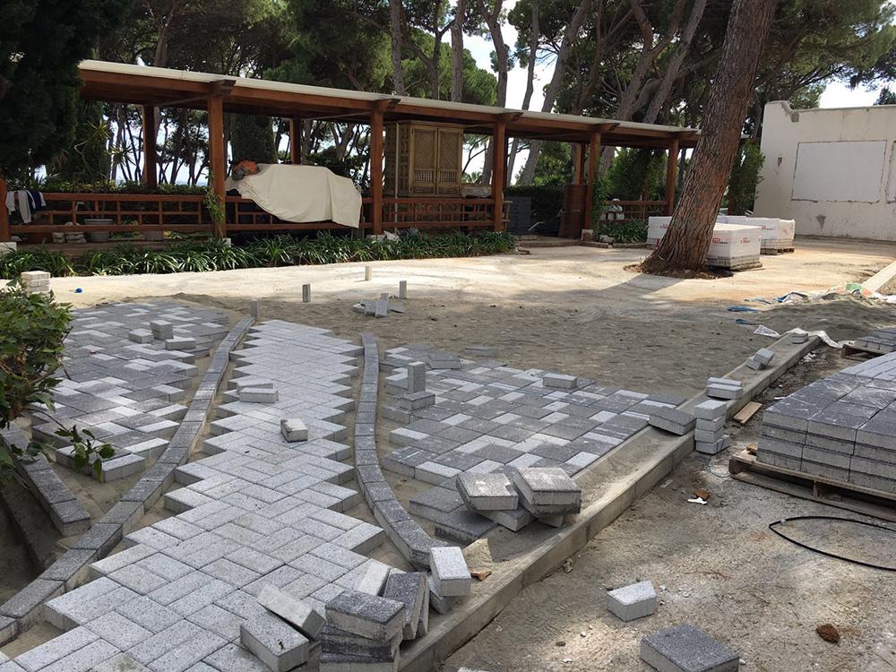 Adoquinado Villa Rincón - by nok